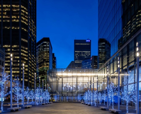 Brookfield Place Trees